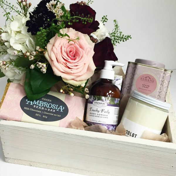Living Fresh - Local Luxury Gift Box