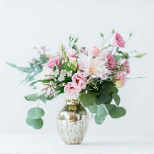 Large Seasonal Vase Arrangement