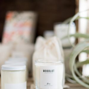 8oz. Woodlot Soy Candles
