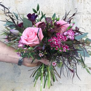 Living Fresh - Designer Hand-Tied Bouquet