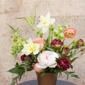 Living Fresh - Bespoke Garden Floral Arrangement - Mini