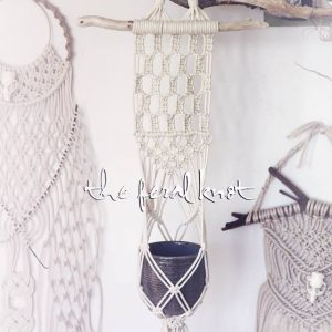 Living Fresh - Macrame Workshop