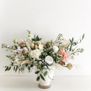 Living Fresh - Romance Floral Vase Arrangement