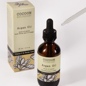 Living Fresh - Cocoon Apothcary - Argan Oil Facial Serum