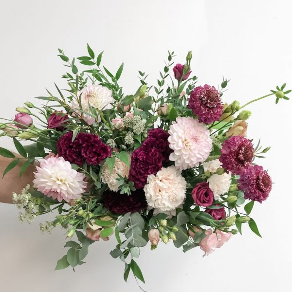 Living Fresh - Hand-tied Bouquet Subscription