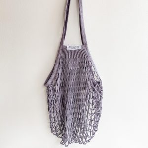 Living Fresh - French Market Bag - Charcoal