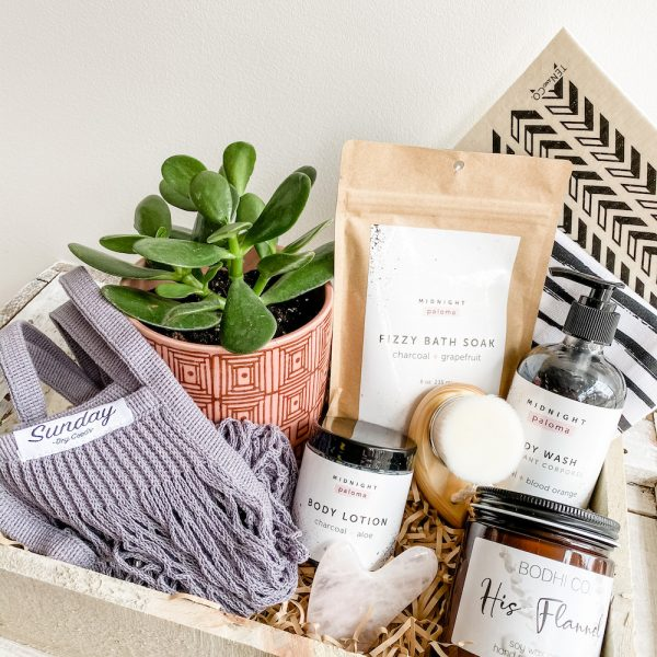 Living Fresh - Clean Living Gift Box