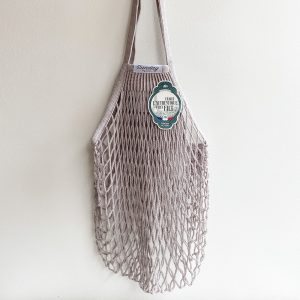 Living Fresh - French Market Bag - Grey