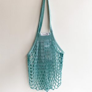 Living Fresh - French Market Bag - Aqua