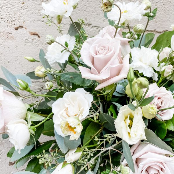 Living Fresh Flower and Plant Studio - Hand-tied Bouquet Subscription