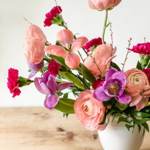 Living Fresh - Flower Subscription