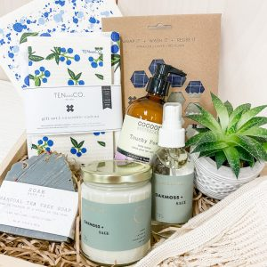 Living Fresh Flower and Plant Studio - Signature Zero Waste Gift Box