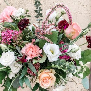 Living Fresh Flower and Plant Studio - Signature Hand-tied Bouquet