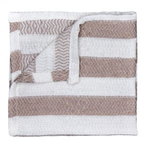 Living Fresh Turkish Wash Cloth Fawn