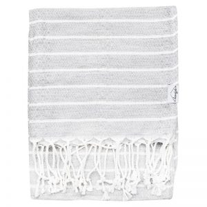 Living Fresh Mini Turkish Towel Stone