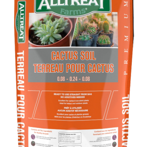 Living Fresh - Premium Cactus Potting Soil 5L