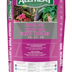 Living Fresh - Premium Tropical Potting Soil 5L