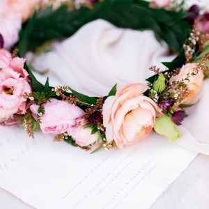 Living Fresh Flower and Plant Studio - Flower Crown