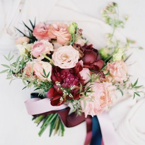 Living Fresh Flower and Plant Studio - Bridesmaid Bouquets
