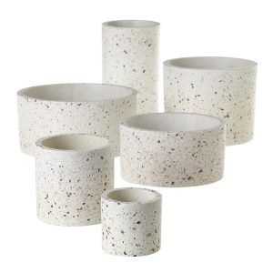 Living Fresh - Terrazzo Planter Collection