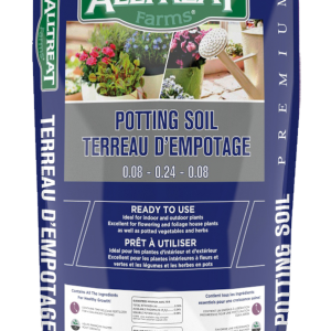 Living Fresh Flower and Plant Studio - Premium Potting Soil-5L