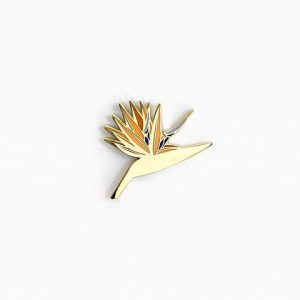 Living Fresh Flower and Plant Studio - Bird of Paradise Pin Hemleva