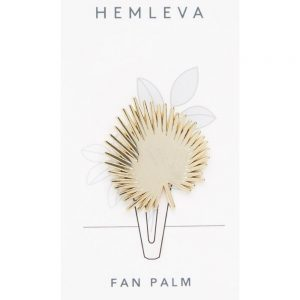Living Fresh Flower and Plant Studio - Fan Palm Pin Hemleva