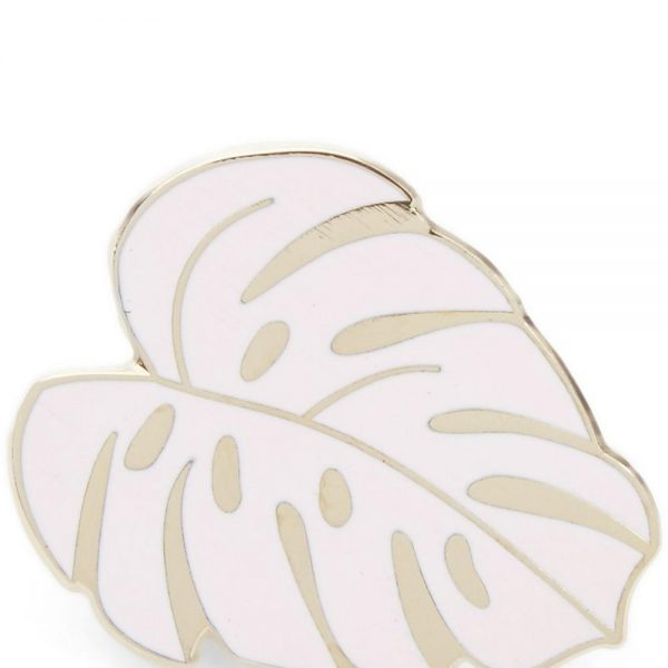 Living Fresh Flower and Plant Studio - Pink Monstera Pin
