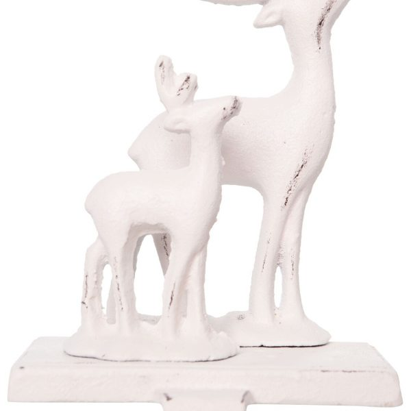 Living Fresh Flower and Plant Studio - Deer and Fawn Stocking Holder