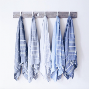 Living Fresh Flower and Plant Studio-Sunday Dry Goods-Everyday Turkish Towels