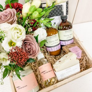 Living Fresh Flower and Plant Studio - Signature Local Luxury Gift Box