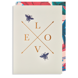 Living Fresh Flower and Plant Studio - Love Card