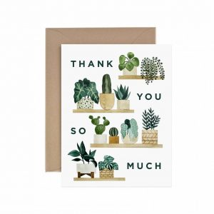 Living Fresh Flower and Plant Studio - Paper Anchor Card - Thank_You_Shelf_Card