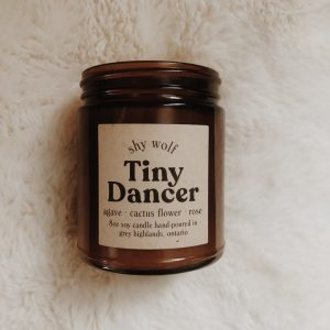 Living Fresh Flower and Plant Studio - Shy Wolf Candles - Tiny Dancer