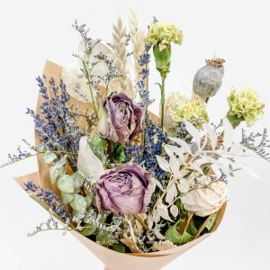 Living Fresh Flower and Plant Studio - Dried Flower Bouquet
