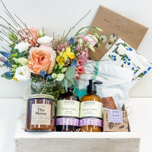Living Fresh Flower and Plant Studio - Signature Mother's Day Gift Box